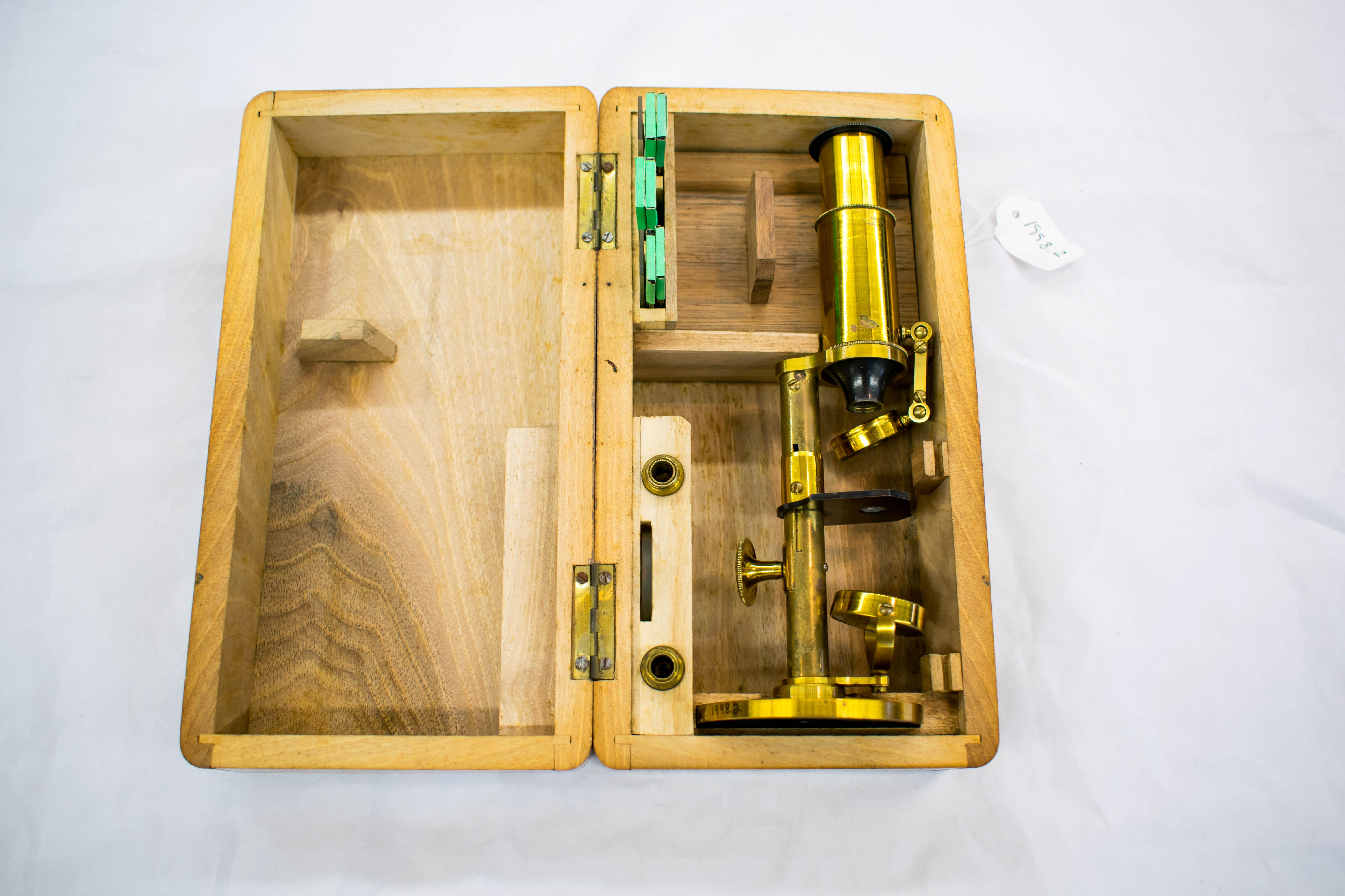 Microscope in a box