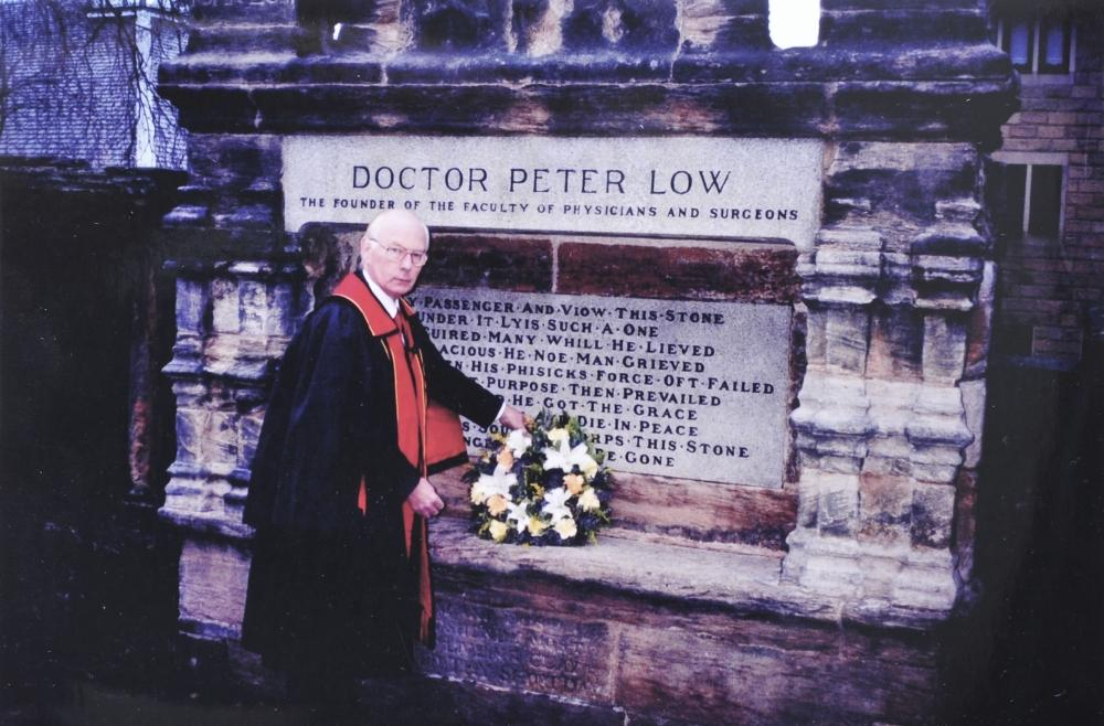 In Memory of Peter Lowe