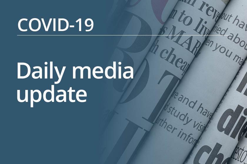Daily Media Update