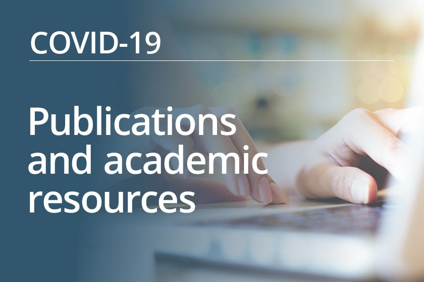 Publications and academic resources