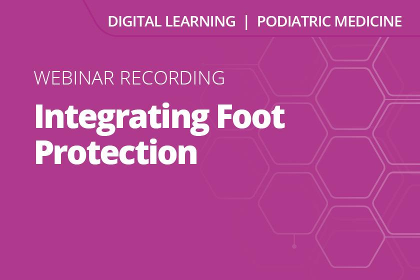 Integrating Foot Protection