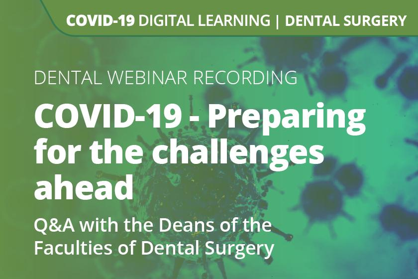 COVID-19: Preparing for the challenges ahead