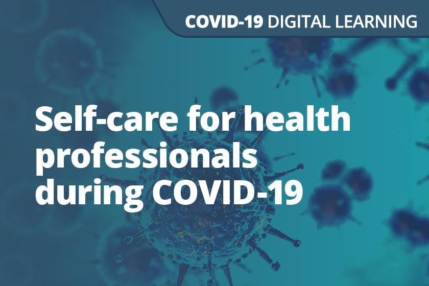 Communication for COVID-19