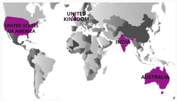 Diabetes Interactive map
