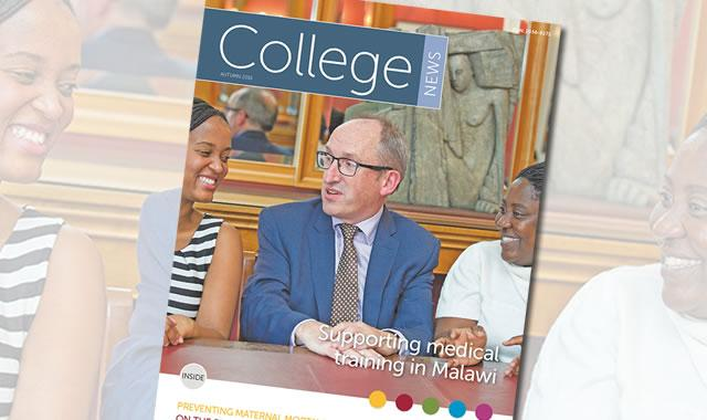 College News Autumn 2016 - Out Now