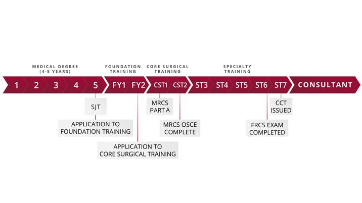 Career Journey - Surgeons