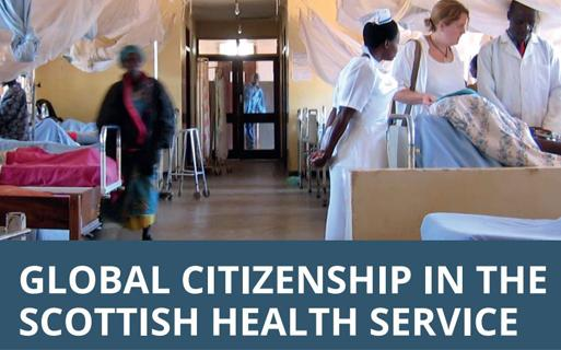 Welcome for NHS Scotland's global health ambition