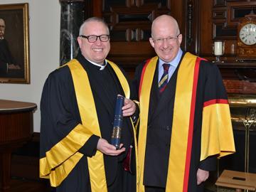 The Very Reverend Kelvin Holdsworth