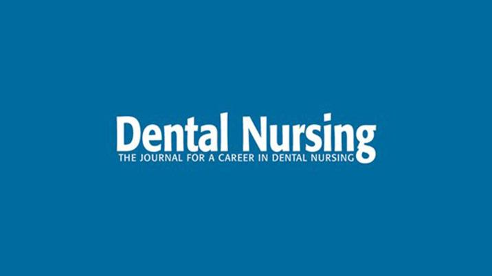 40% discount off Dental Nursing Journal