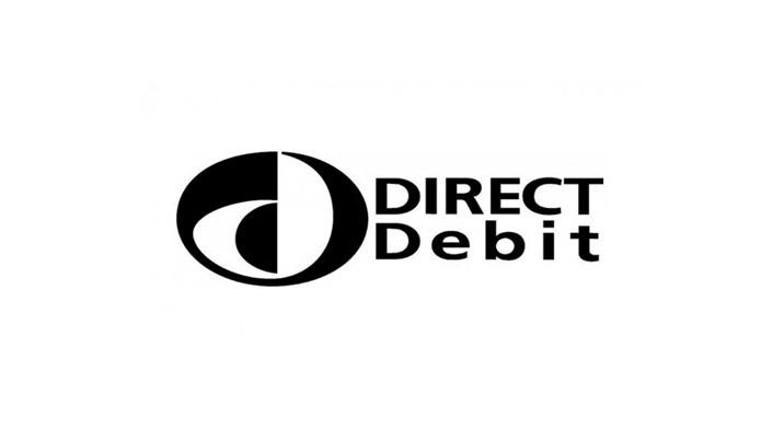 Payment options for subscriptions including monthly direct debit at no extra cost