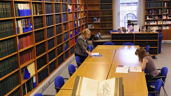 Access to a space and resources in libraries in the UK and Ireland (SCONUL)