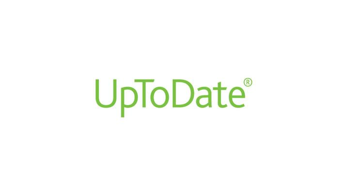 Up to 20% discount on UpToDate Subscription