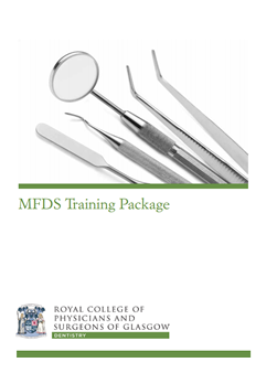 MFDS Training Package Brochure